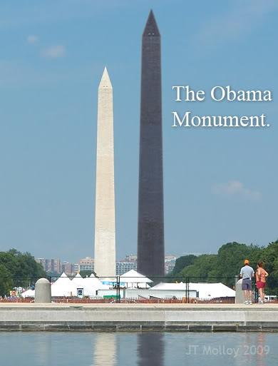 obama monument