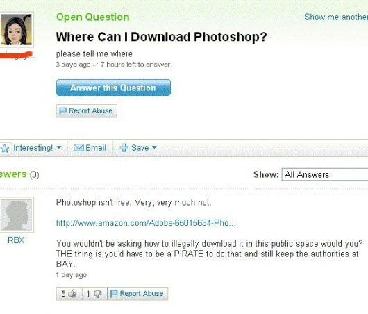 answers-photoshop