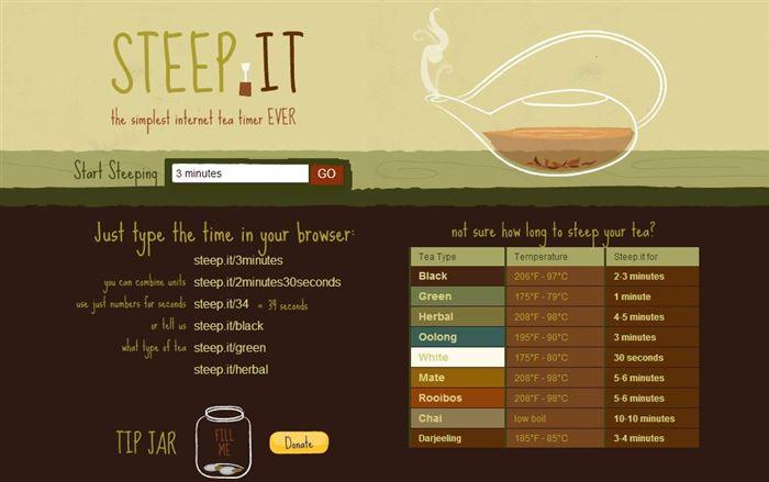 tea-timer