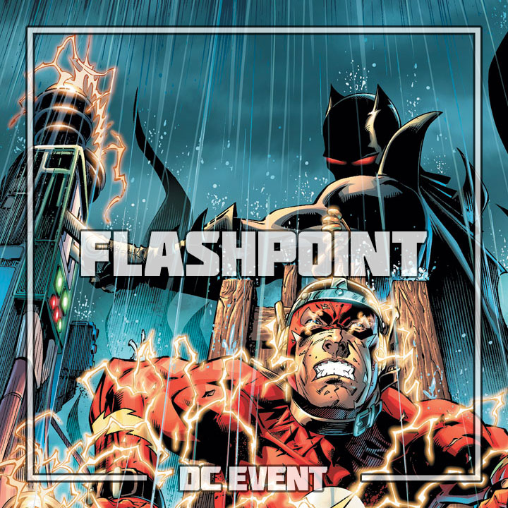 DC New 52 Events