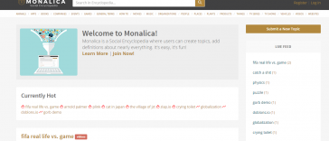 monalica encyclopedia