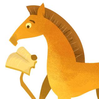 monalica-horse